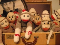 ~Sock Monkeys~