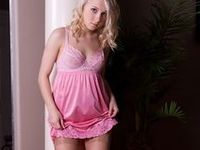 foto de 89 best Glamour Vision images on Pinterest Petticoats Satin slip and Shirts
