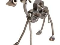 1000 Images About Metalwork And Sculpture On Pinterest