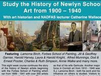 Cornwall | Art | Newlyn School / ★ Research on the Newlyn School of artists in Cornwall | Kernow (c.1884-1920) ★     ✫ღ⊰n