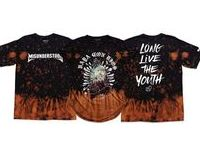 """""""Misunderstood Tour 2"""" Graphic Tee Collection / New Entree LS summer '16 """"Misunderstood Tour 2"""" graphic collection releases. Vintage washed apparel featuring design inspirations from rock & rolls """"Metallica"""", Dragon ball z's """"Goku"""" and our core Misunderstood imprint."""