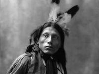 """Native Americans/Six Nations are North America's original inhabitants. """"Every Indian outbreak that I have ever known has resulted from broken promises and broken treaties by the government."""" -Buffalo Bill Cody"""