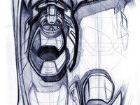 Sketch & render