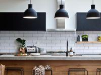 bungalow renovation / INDUSTRIAL SCANDI style