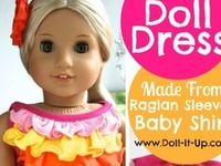 Doll Clothes Handmade, and Accessories