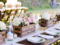Southern, country, rustic, vintage, are all words to describe the beautiful weddings in this board.