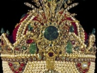 Crowns and royalty jewels, and those who have worn them.