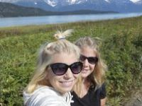 Went on a mother & daughter trip to Alaska in August 2013~Loved it so we went back June 2014. Now pretty much thinking this will be a yearly event...