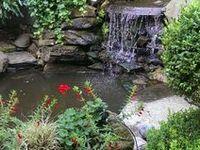 Rock Gardens & Water Gardens