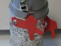 recycled bottle projects on Pinterest   Robot Crafts, Pop Tab Purse ...