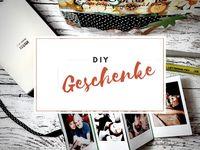 DIY | Geschenke