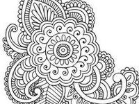 Fleur de lis mandala coloring pages coloring pages for Printable fleur de lis coloring pages