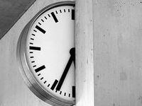 Le infinite forme del tempo.