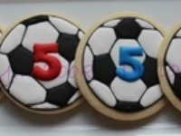 Cookies for all kinds of sporting activities