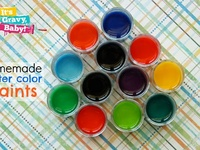 Recipes for crafts and projects for kids.