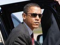 President Barack Obama and his family.