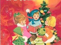 All the fun things of the Christmas Sears catalog. To the vintage trees with the bubble lights and the icilles on the trees. The papers and cards and who can forget all the Coca Cola Santa's. The lovely mercury ornaments to the odds and ends from back then. To treasure the simplicity of things.