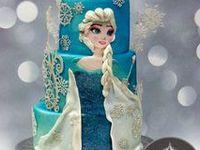 Cakes: Birthday