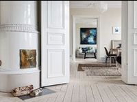 miscellaneous & details Scandinavian interior design inspiration / Inspiration for Scandinavian interior design mostly from Swedish real estate pages
