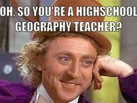 Geography is so much more than just maps,grids, and memorization.