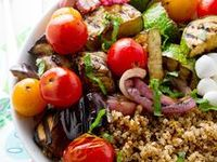 Salad Bar on Pinterest | Salads, Nectarine Salad and Fennel