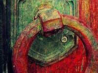 Rustic colors of time past . . .