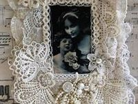 Irish Crochet / Irish crochet. Romain point lace. And other thread arts