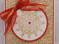 Christmas Cards - Snowflakes