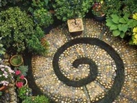 Our individual gardens of Eden, permaculture self- sufficient homesteads and spaces of Love.