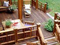 Decks & Deck Kitchens