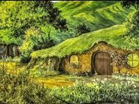 Hobbit Living On Pinterest Hobbit Houses Hobbit And Hobbit Hole