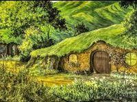 Hobbit Living On Pinterest Hobbit Houses Hobbit And Hobbit Hole