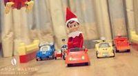 Elf on the Shelf / Ideas for your Elf on the Shelf