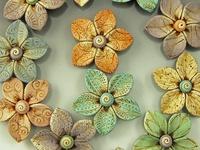 K.  Flora Polymer Clay