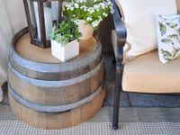 Barrels and Vino
