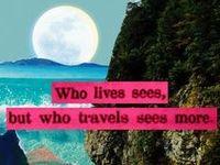 Wanderlust  |  Travel