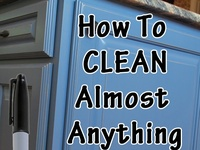 Cleaning & Freshening Tips