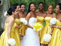 A Taste of the Bridal Boutique: The Wedding Party!