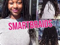 about Braids on Pinterest | Two strand twist updo, Black hair braids ...