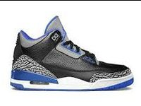 Buy Cheap Jordan Retro 3 Sport Blue Outlet for sale online,The high quality of Jordan Retro 3 with Fast Delivery and After-sale Service,free shipping. http://www.theblueretros.com/