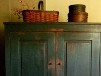 Wood Furniture ★ Early/Prim