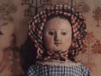 Rag/Antique Izannah Walker Doll +
