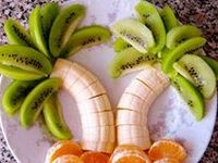 Fun with fruit - and veggies too!