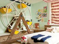 Kids stuff...rooms
