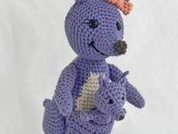Free Crochet Patterns Australian Animals : 17 Best images about Crochet Australian Animals on ...