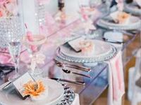 Tables - Settings, Seating & Decorations