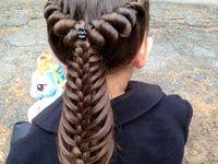 Easy hair for my hair