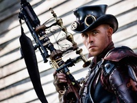 All things Steampunk or Dieselpunk including art, fashion, books, movies, concept art, photography, cosplay, interior decorating, vehicles and more!
