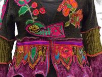 art of re/upcyckled cloths