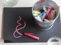 Open-ended art & craft projects for kids.
